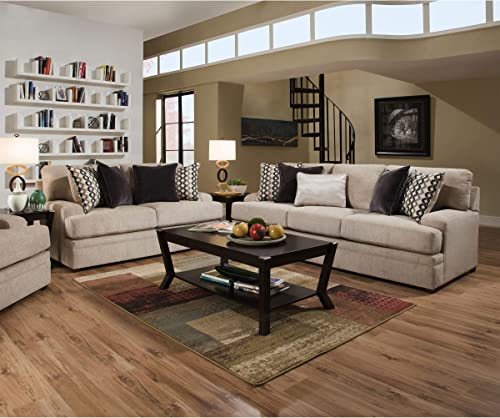Lane Home Furnishings Loveseat