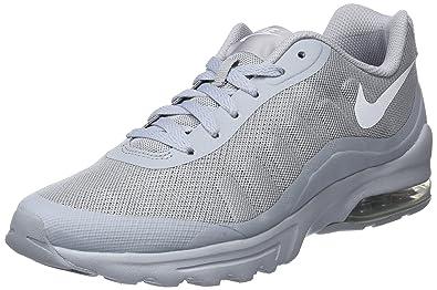 51c188315c Nike Men's Air Max Invigor Running Shoes, (Wolf Grey/White 005), 11 ...