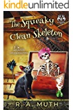 The Squeaky Clean Skeleton (Haunted Housekeeping Book 1)