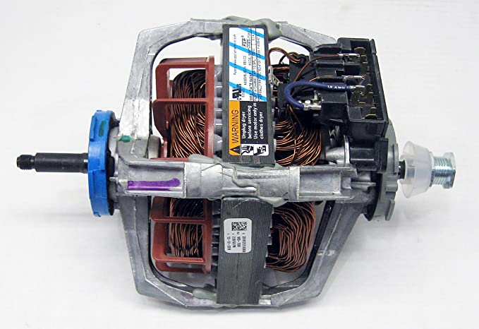 amazon com: new replacement part - dryer drive motor for whirlpool, sears,  kenmore part# 8066206: home improvement