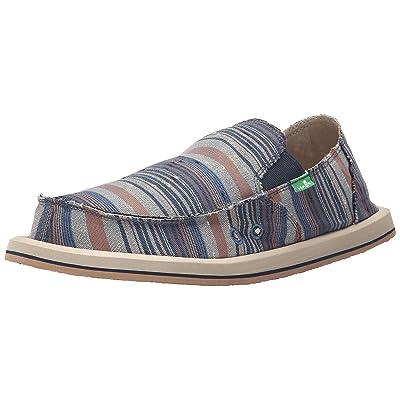 Sanuk Men's M Donny Flat   Loafers & Slip-Ons