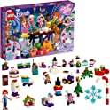 330-Pieces LEGO Friends Advent Calendar 41382 Building Kit