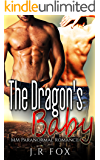 Gay Romance: The Dragon's Baby (MM Gay Mpreg Alpha Omega Romance)(Dragon Shifter Paranormal Short Stories)