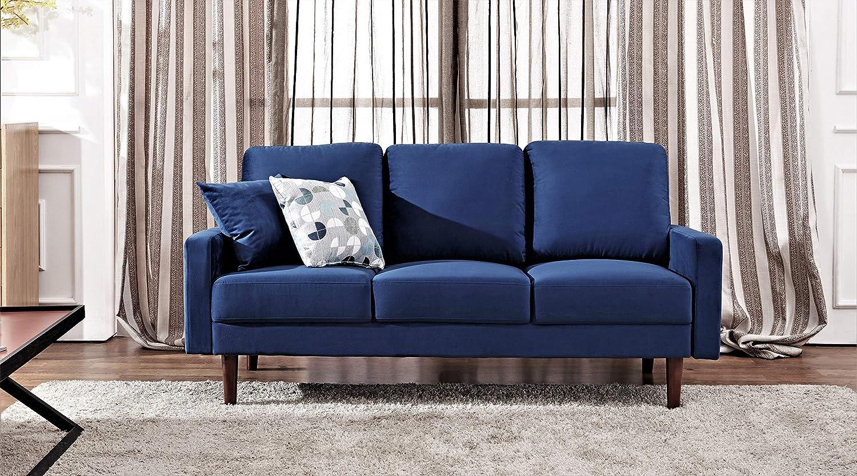 US Pride Furniture Sofas, Blue