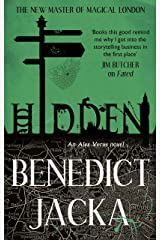 Hidden: An Alex Verus Novel from the New Master of Magical London Kindle Edition