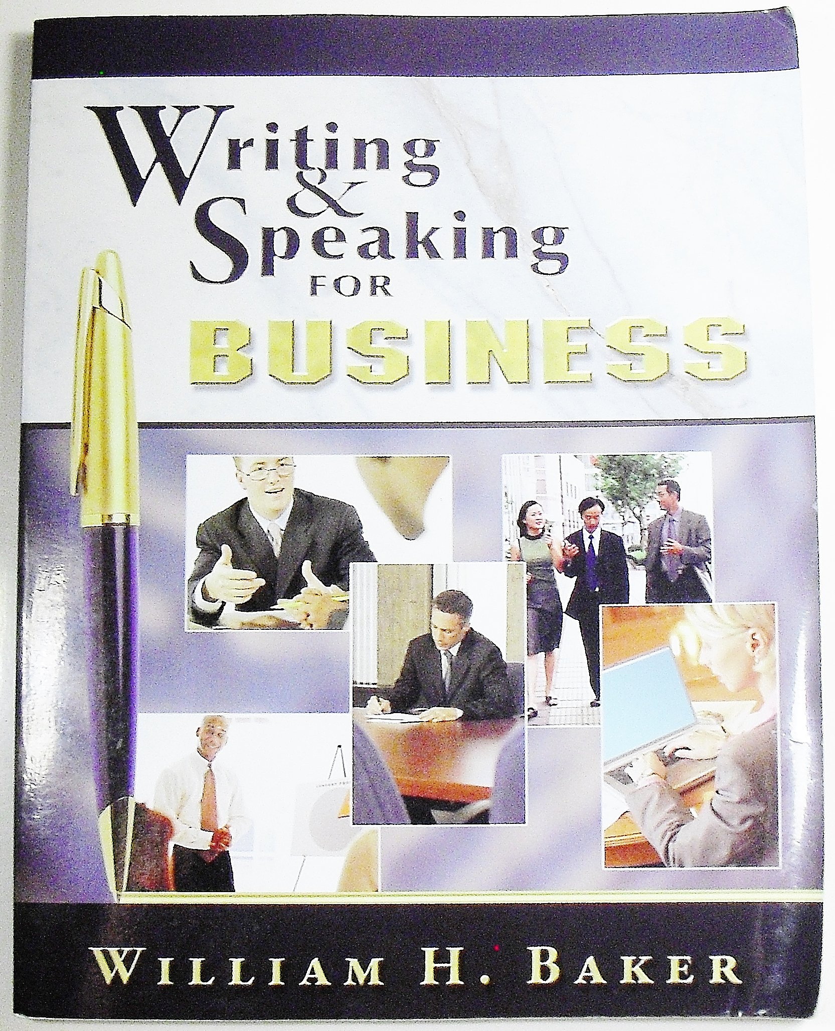 Download Writing & Speaking for Business pdf epub