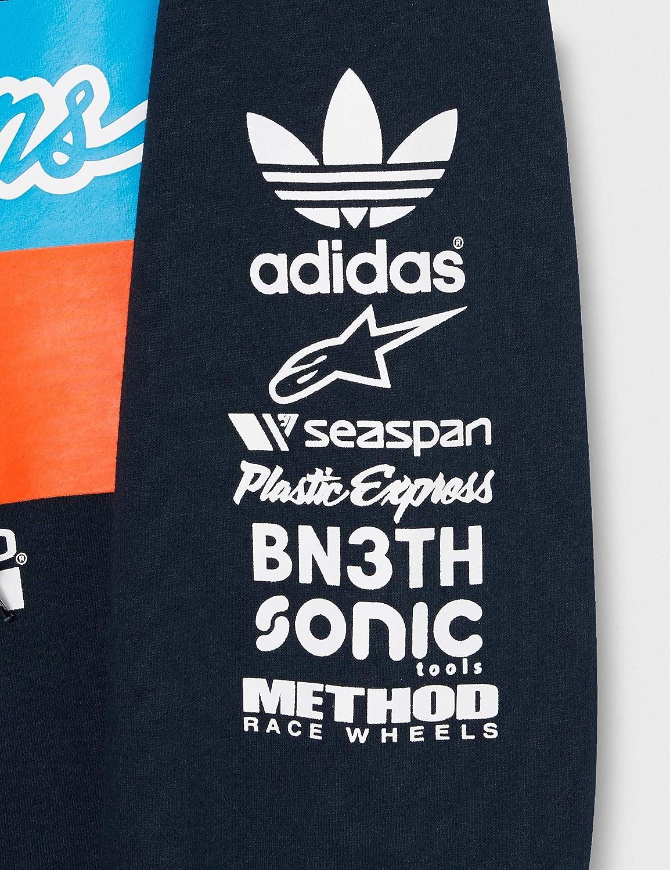 Troy Lee Designs KTM Team Sweat /à capuche pour adulte XL bleu marine