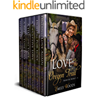 Love on the Oregon Trail Boxed Set: Books