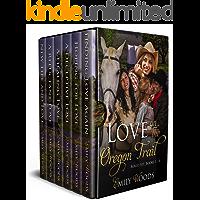 Love on the Oregon Trail Boxed Set: Books