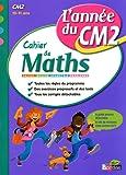 Cahier de Maths CM2