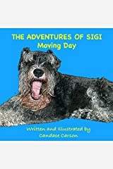THE ADVENTURES OF SIGI - MOVING DAY Kindle Edition