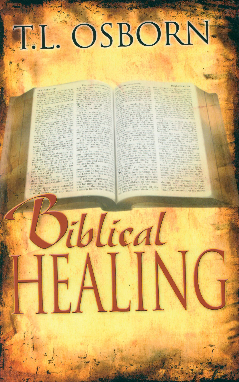 Read Online Biblical Healing PDF