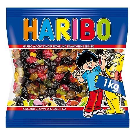 Haribo Vampire, Gomitas de Fruta, Gominolas, Ositos de Goma ...