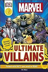 Marvel Ultimate Villains (DK Readers Level 2) Kindle Edition