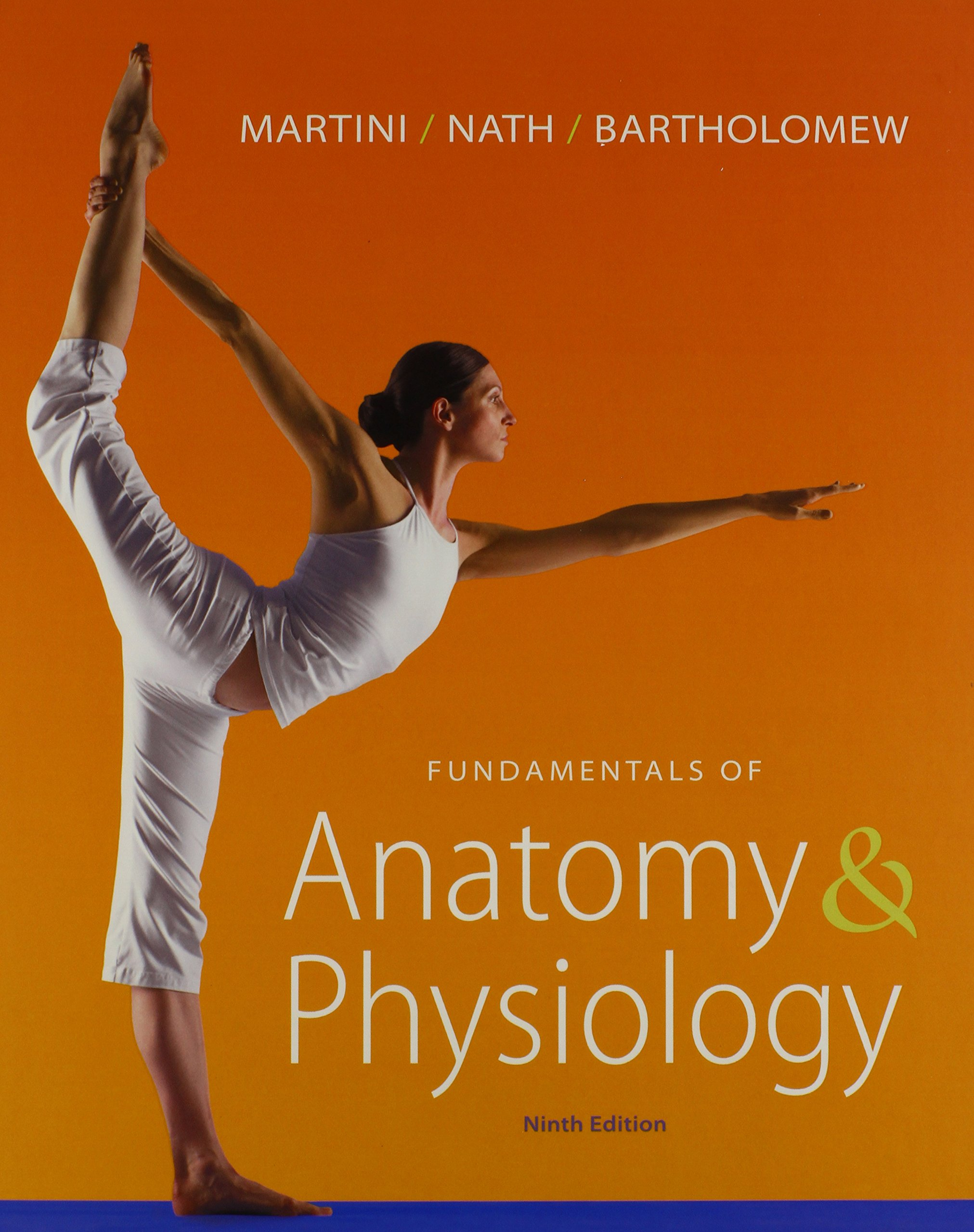 Buy Fundamentals of Anatomy & Physiology / Martini\'s Atlas of the ...