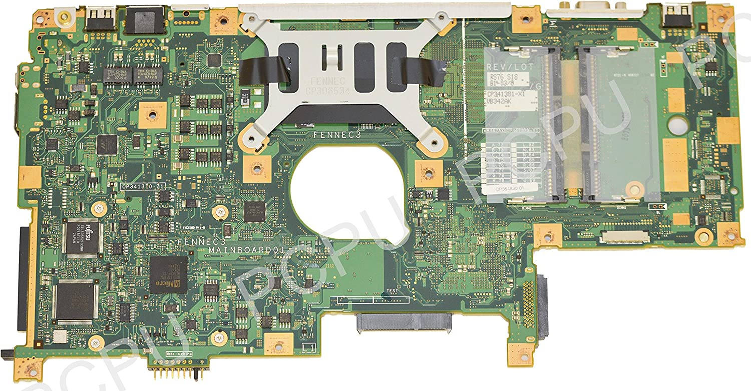 CP354830 Fujitsu Lifebook A6025 Intel Laptop Motherboard s479
