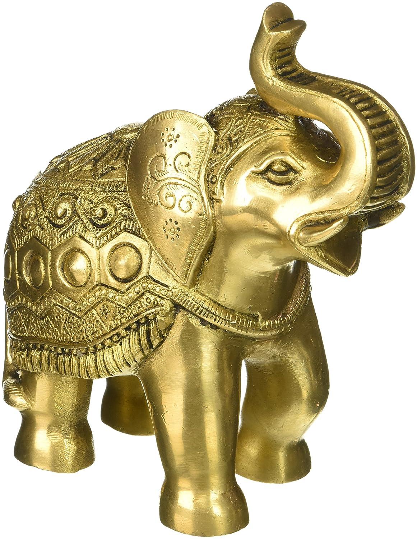 ShalinIndia Gruß Elefant Ornament Geschenke Indischen Figur Skulptur ...