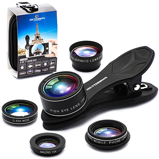 Review Phone Camera Lens 5