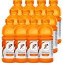 12-Count Gatorade Thirst Quencher, Orange 20 oz Bottles