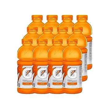 Amazon Gatorade Thirst Quencher Orange 12 Count 20 Oz