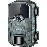APEMAN Cámara de Caza 20MP 1080P Cámara de vigilància de la Vida Silvestre,Cámara de Juego de detección Nocturna sin LED…