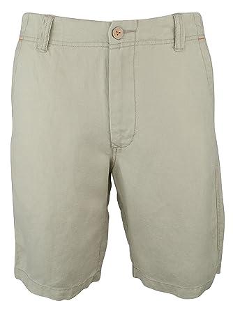 dd734137ba Tommy Bahama Men's Linen The Dream Shorts Khaki Sands 30W x 10L at Amazon  Men's Clothing store: