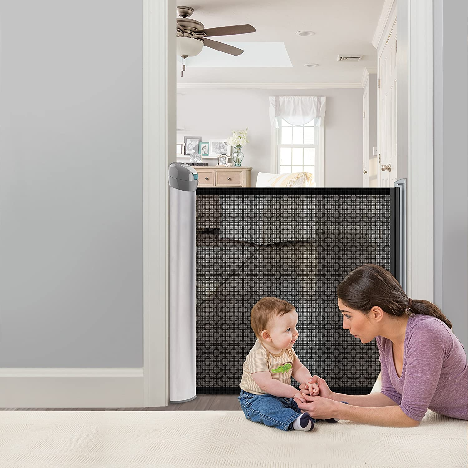 Image result for Summer Infant Retractable Gate amazon