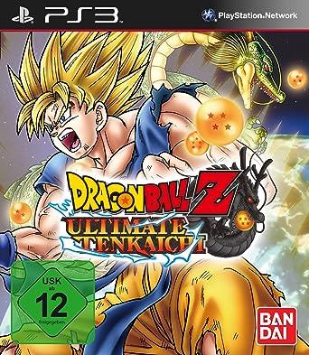 Dragonball Z Ultimate Tenkaichi Playstation 3 Amazon De Games