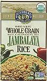 Lundberg Organic Whole Grain Rice, Jambalaya, 6 Ounce (Pack of 6)