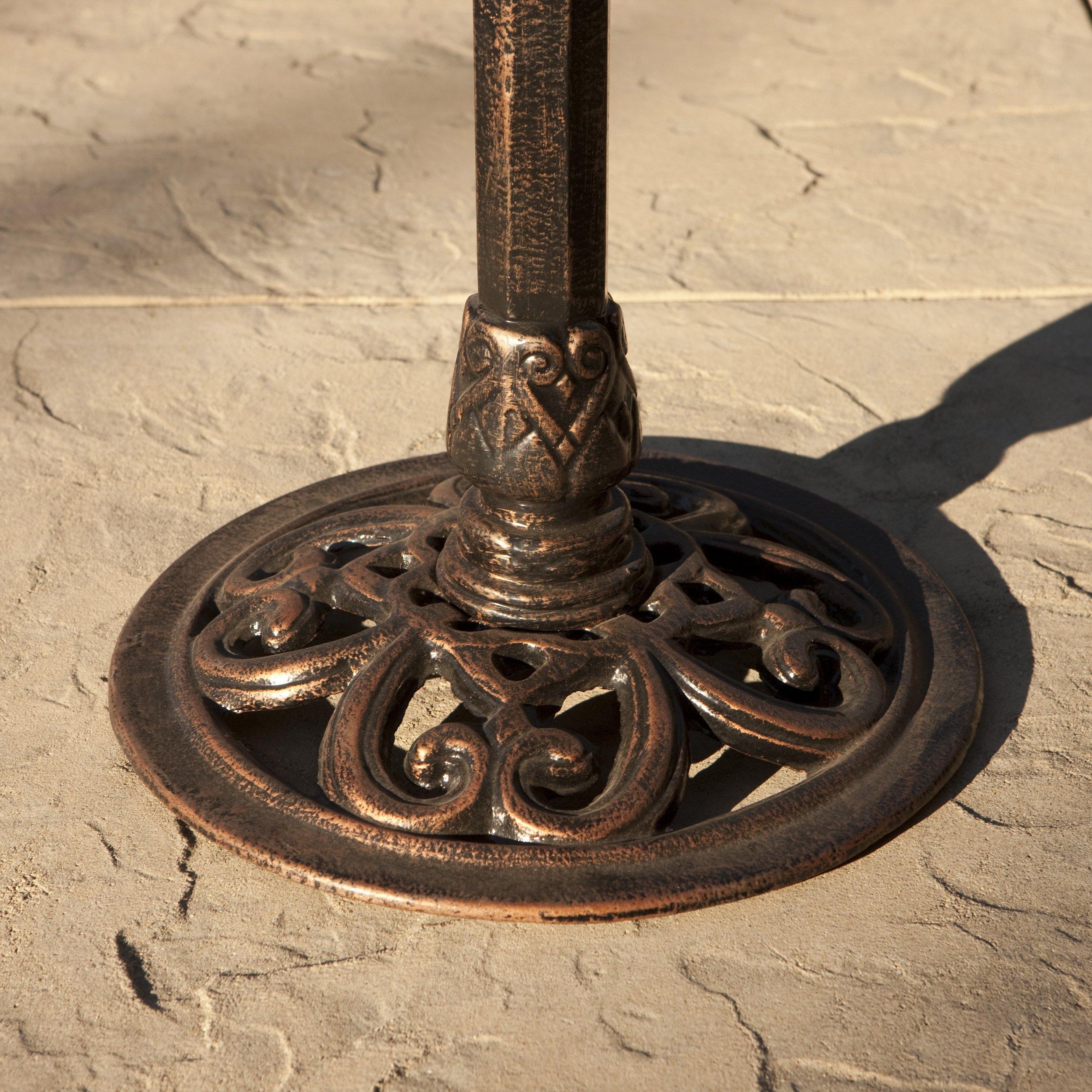 Best Selling Dia Sol Sun Dial, Antique Copper Finish