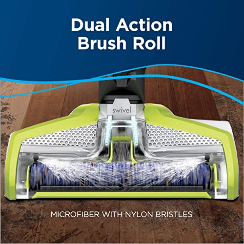 The Dual-Action brushroll