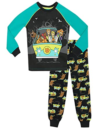 4237258b04 Amazon.com  Scooby Doo Boys  Scooby Doo Pajamas  Clothing