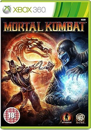 Mortal Kombat (Xbox 360) [Importación inglesa]: Amazon.es ...