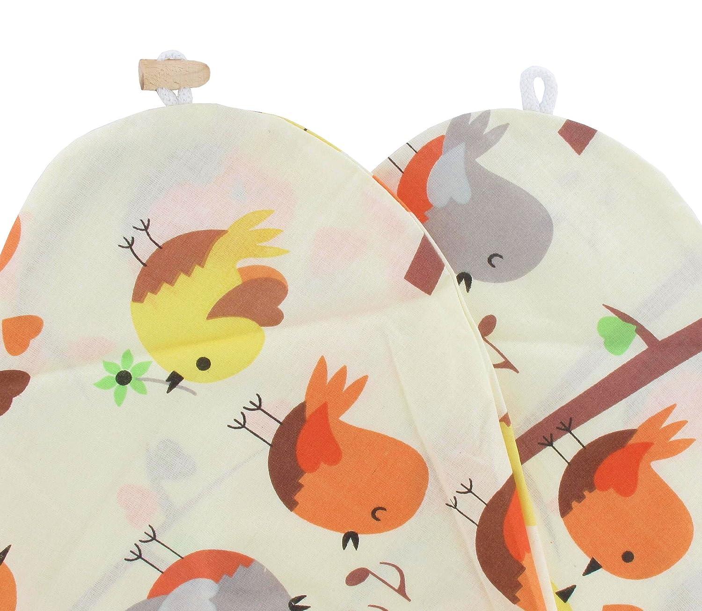 Stillkissenbezug in verschiedenen Farben von baBice Muster:Anker//Streifen