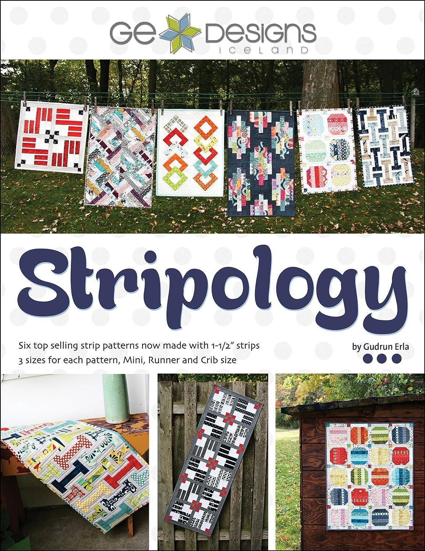 Amazon.com: Stripology Softcover Quilt Strip Pattern Book : quilt book - Adamdwight.com