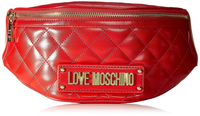 Love Moschino Wrist Bag Black
