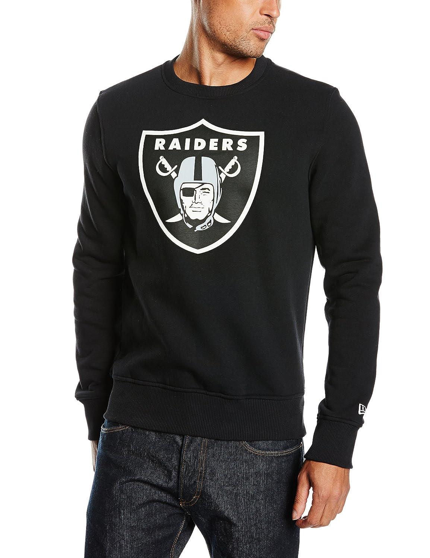 New Era NFL Raiders Crew Sweatshirt