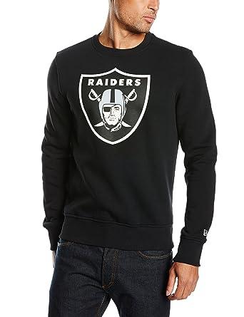 Amazon.com: New Era Oakland Raiders NFL On FIeld Crewneck Sweater ...