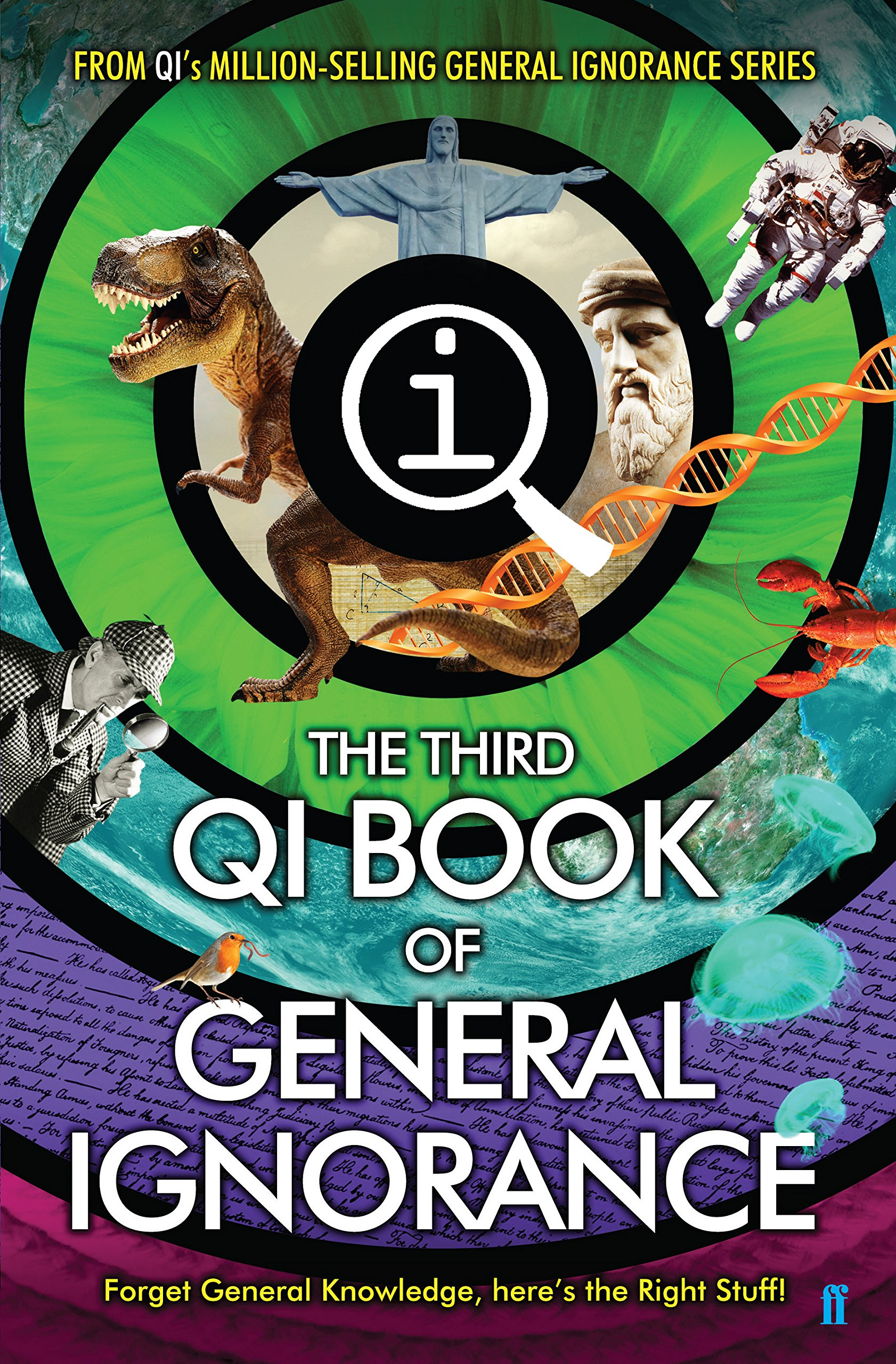 QI: The Third Book of General Ignorance (Quite Interesting): Amazon.co.uk:  John Lloyd, John Mitchinson, James Harkin, Andrew Hunter Murray:  9780571308989: ...