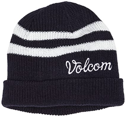 44aca018 Volcom Men's Mütze Cufton Skull Cap, Navy, One Size: Volcom: Amazon ...