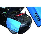 BGS 3232 - Cubierta para coche con imán (79x59 cm), color azul