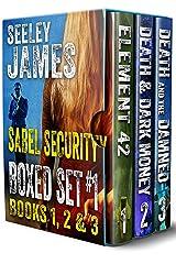 Sabel Security Boxed Set #1: Books 1-3 Kindle Edition