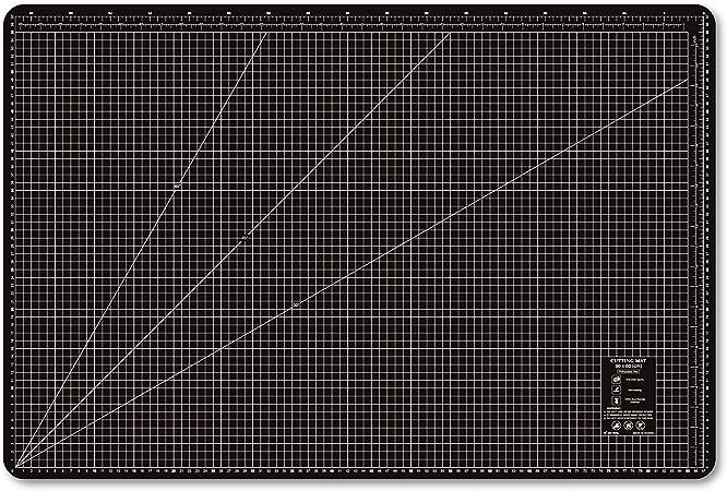 Self Healing Eco Friendly Cutting MatTapis De Coupe A3 450 x 300 mm Jaune