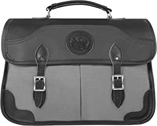 product image for Duluth Pack Executive Briefcase (Grey, 11 x 17 x 5-Inch)