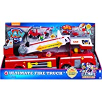 Paw Patrol Ultimate Rescue Fire Truck vehículo
