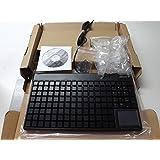 Cherry SPOS G86-63401EUADAA-/00 130 Key Black SPOS Keyboard T50787