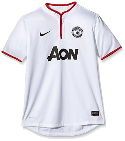 new product 9008d edd08 Manchester United Youth Nike Away Replica Jersey, Clothing ...