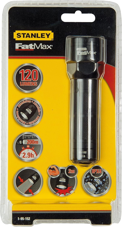 Linterna de aluminio 3aaa 70 lumenes STANLEY 1-95-152