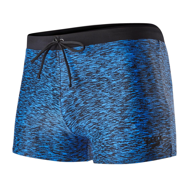 Jungen Schwarz//Neonblau Alpha Fusion Valmilton Speedo Jungen Alpha Fusion Valmilton Aqua Shorts
