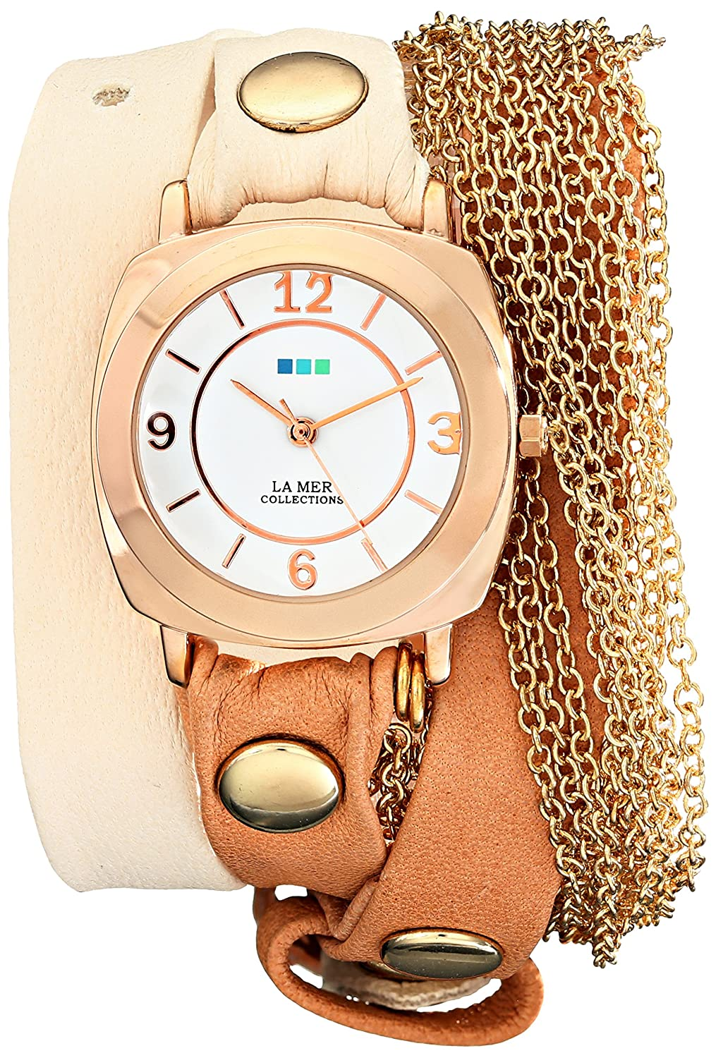pink watch yolo quartz women dial s watches gold rose chain